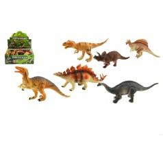 Teddies Dinosaurus plast 14cm asst