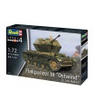 "Revell Plastic Modelkit tank 03286 - Flakpanzer III""Ostwind""(3,7cm Fl (1:72)"
