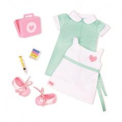 Our Generation Obleček Zdravotní sestřička pro panenky 46cm
