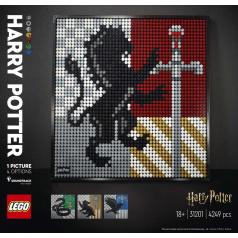 LEGO Harry Potter™ 31201 Erby bradavických kolejí