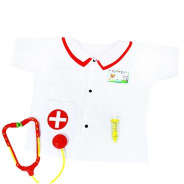 Rappa Dětská vesta Zdravotník s doplňky