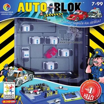 MINDOK SMART - Auto Blok hra