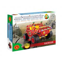 Alexander kovová stavebnice Ranger-malý konstruktér
