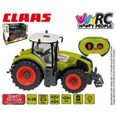 Happy People Bayer RC Traktor CLAAS