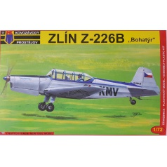 Kovozávody Prostějov Zlin Z-226B Bohatýr 1:72
