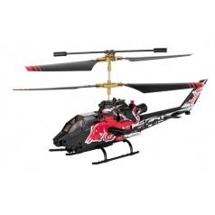 Carrera R/C Helikoptéra 501040 Red Bull Cobra