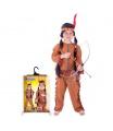 Dětská karnevalový kostým indián vel. M
