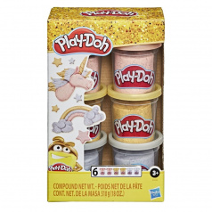 Play-Doh METALLICS COMPOUND COLLECTION