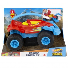 Hot Wheels MONSTER TRUCKS VELKÉ NESNÁZE ASST