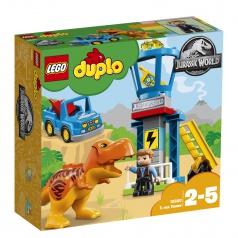 LEGO DUPLO® 10880 Jurassic World 10880 T. rex a věž