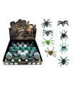 Sliz - hmota vejce pavouk 7cm asst různé druhy