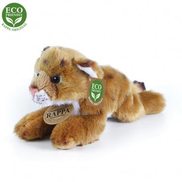 rappa hračky plyš. tygr ležící 17cm