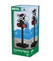 BRIO 33862 Signalizace přejezdu