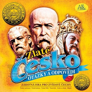 Albi Zlaté Česko společenská hra