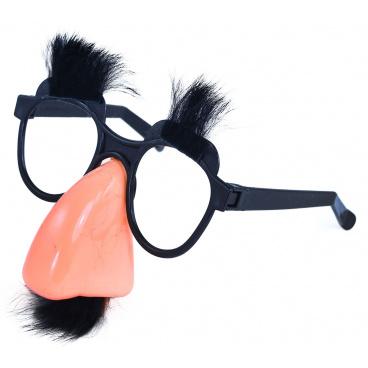 Rappa Brýle s nosem a knírem