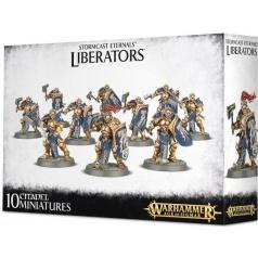GW Warhammer: Age of Sigmar - Stormcast Eternals Liberators