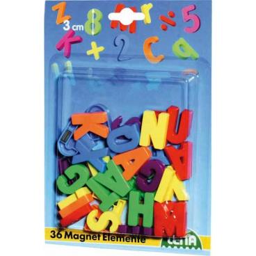 Lena Magnetická písmena velká, 30 mm