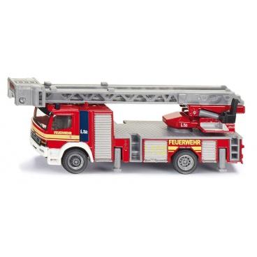 SIKU Super - Otočný požární žebřík, měřítko 1:87