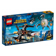 LEGO Super Heroes 76111 Batman™: Zničení Brother Eye™
