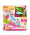 Mattel Mini Barbie na cestách Mini pošta - herní set