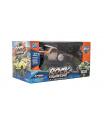Teddies Auto RC Off-Road plast 25cm na baterie 2,4GHz v krabici 36x19x20cm