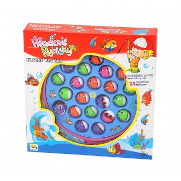 Mac Toys Hladové rybičky hra