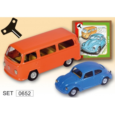 Kovap 0652 VW set 2ks - kovový model
