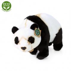 Rappa Plyšová panda 36 cm ECO-FRIENDLY