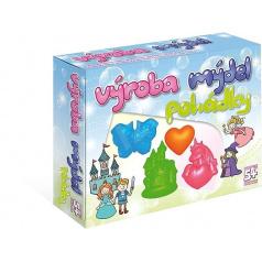 DetiArt Výroba mydla - Rozprávky