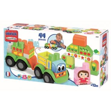Ecoiffier Abrick Maxi Moje první nákladní auto