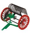 Kovap 0402 Pohrabovadlo - kovový model