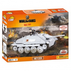 COBI 3001 World Of Tanks stavebnice tanku WOT Hetzer 420 k, 1 f