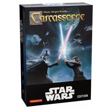 Mindok hra Carcassonne Star Wars