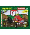 MERKUR - Stavebnice Merkur Farmer Set, 341 dílů, 20 modelů