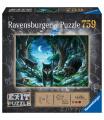 Ravensburger Exit Puzzle: Vlk 759 dílků