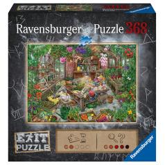 Ravensburger Exit Puzzle: Sklenník 368 dielikov