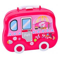 Mac Toys Kozmetický kufrík pre malé slečny