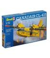 Revell Plastic ModelKit letadlo 04998 - Canadair BOMBADIER CL-415 (1:72)