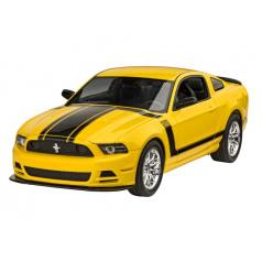 Revell Plastic ModelKit auto 07652 - 2013 Ford Mustang Boss 302 (1:25)