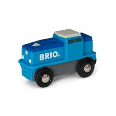Brio Nákladní lokomotiva na baterie