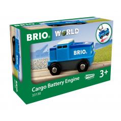 Brio 33130 Nákladní lokomotiva na baterie