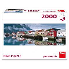 Dino RYBÁŘSKÁ VESNICE 2000 panoramic NOVÉ