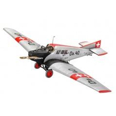 Revell ModelSet letadlo 63870 - Junkers F.13 (1:72)