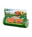 Brio 33891 Tunel a nákladní vlak