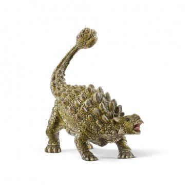 Schleich 15023 Prehistorické zvířátko - Ankylosaurus