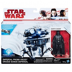"Hasbro Star Wars E8 9,5 cm vozidlo ""Force Link"" asst"