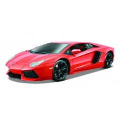 Bburago 1:18 Plus Lamborghini Aventador LP700-4 Metallic Orange