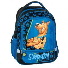 Školní batoh dvoukomorový Scooby Doo