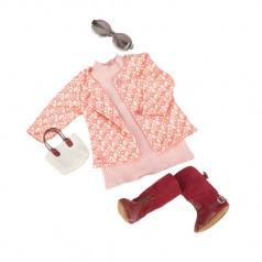 Our Generation Obleček s kabátkem pro panenky 46cm