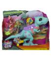 Mattel Cave Club ROCHELLE & T-REX